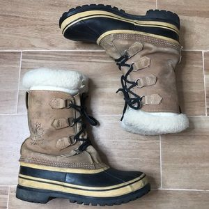 SOREL ~ Caribou ~ Insulated Snow Boots ~ Women's